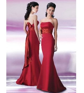 Modelos de vestidos para damas en matrimonio