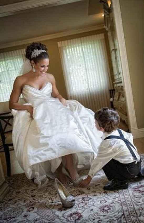 Sesión de fotos post-boda.  - 1