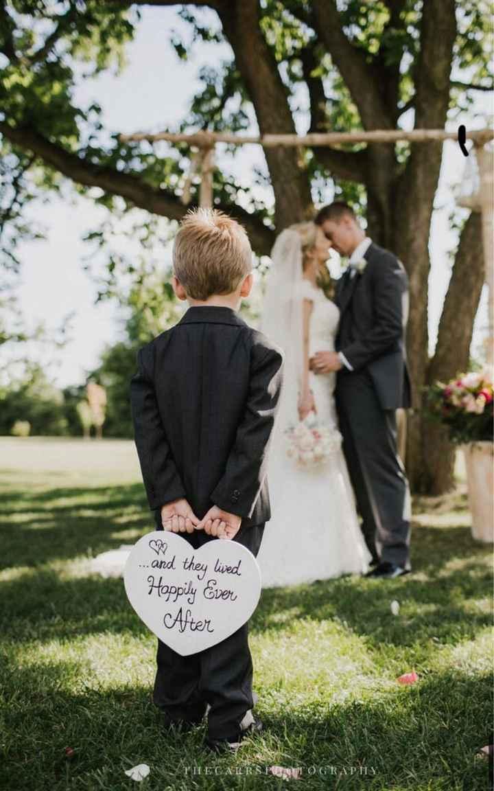 Sesión de fotos post-boda.  - 2