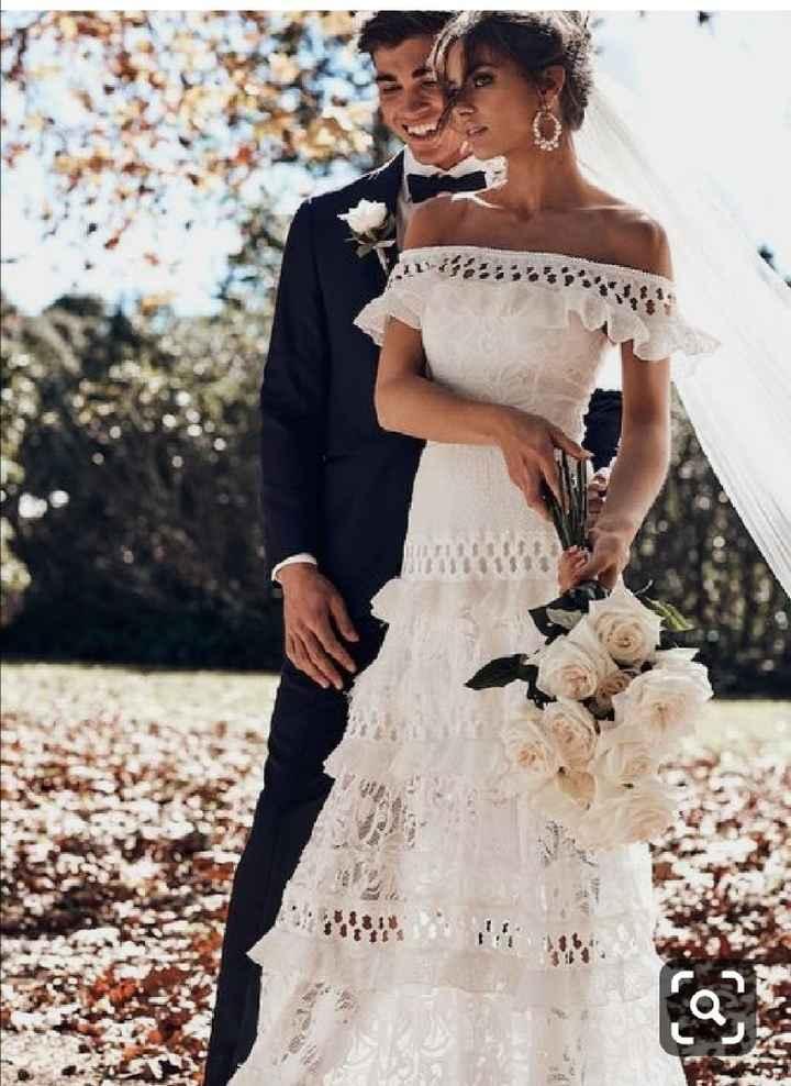 Vestido de novia mexiacno - 4