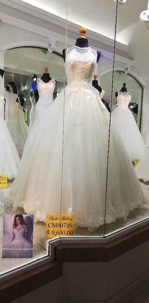 Vestido de novia mexiacno - 6
