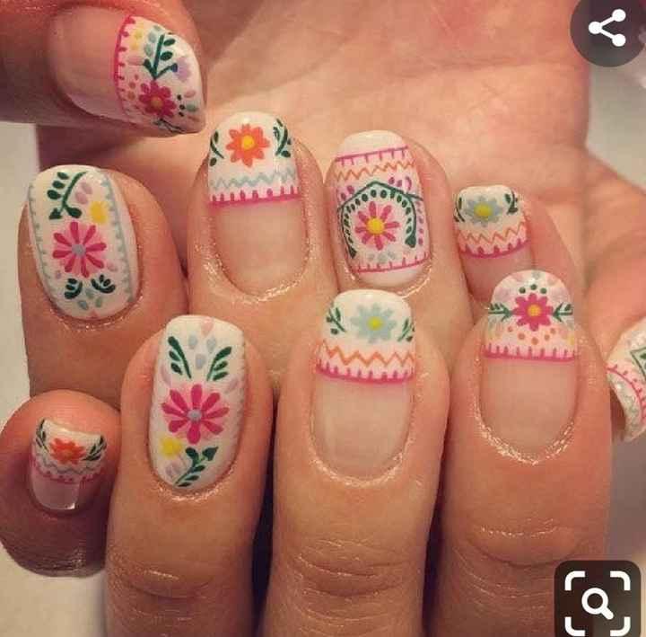 Comparte tus uñas - 1