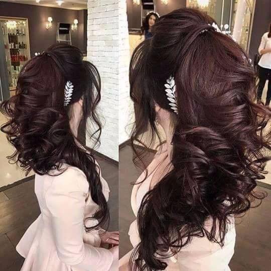 Peinados Con Mucho Volumen Para Cabello Largo Foro Belleza Bodas