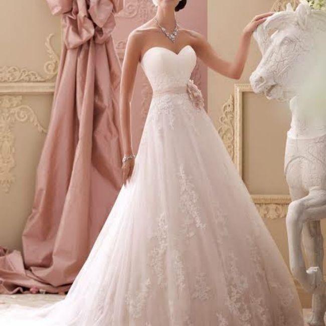 ¿De qué color te casarías si no pudieras ir de blanco? - 2