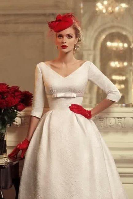vestido de novia de epoca 😍 - foro moda nupcial - bodas.mx