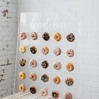 2. Pared de donas