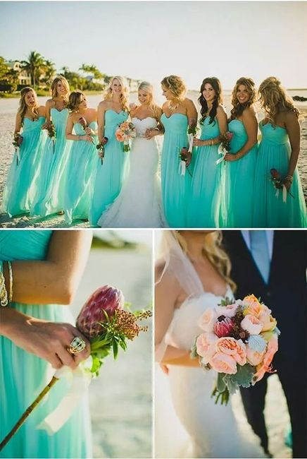 Turquoise Dresses