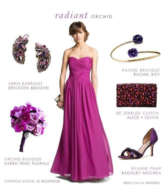 Boda color bugambilia - Foro Organizar una boda - bodas.com.mx