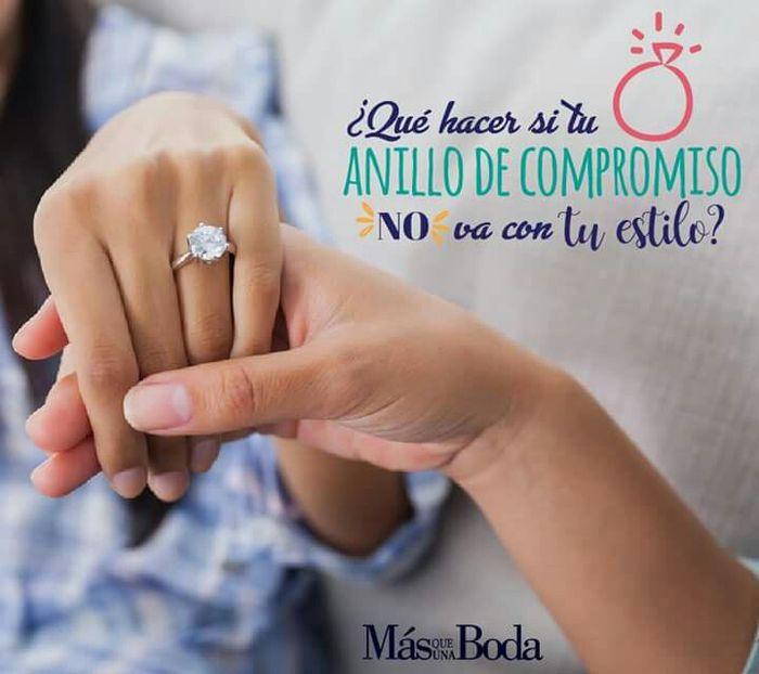 253f0fb4b778 No te gusto tu anillo de compromiso   - Foro Antes de la boda ...