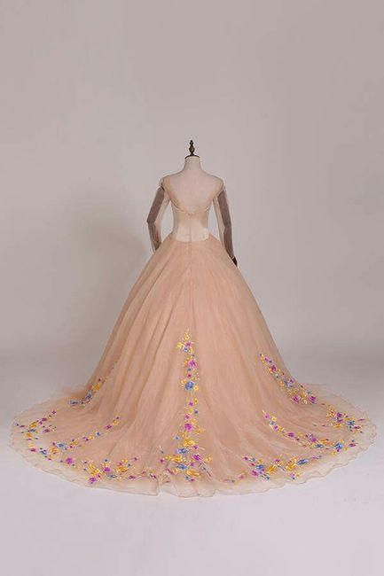 el vestido de novia 👰de cenicienta - foro bodas famosas - bodas.mx