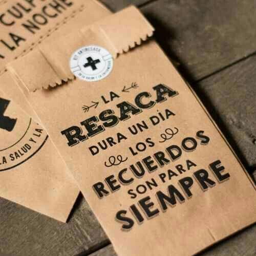 1a8de5c9b Bolsas de papel kraft para recuerdos - Foro Manualidades para bodas ...