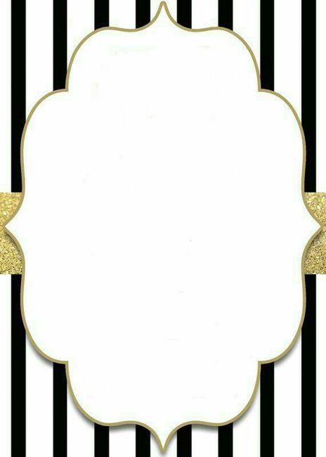 Plantillas de invitaciones foro manualidades para bodas - Plantillas pared ...
