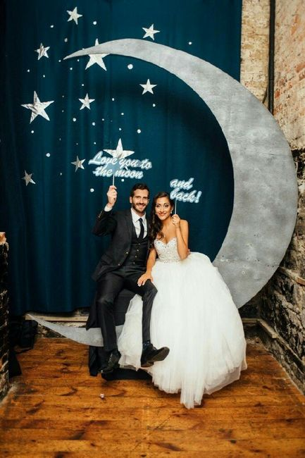 Wedding Moon And Stars🌜🌟 Foro Organizar Una Boda Bodas