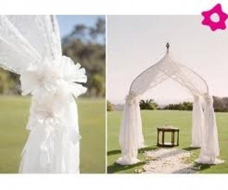 Arcos o pagodas para bodas foro organizar una boda for Arcos para jardin
