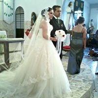 Que vivan los recién casados!