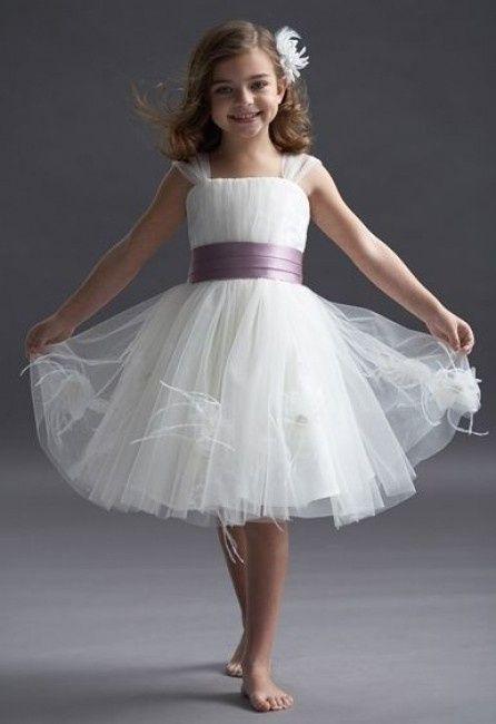 Vestidos Para Pajecitas Estilo Princesas Imagui