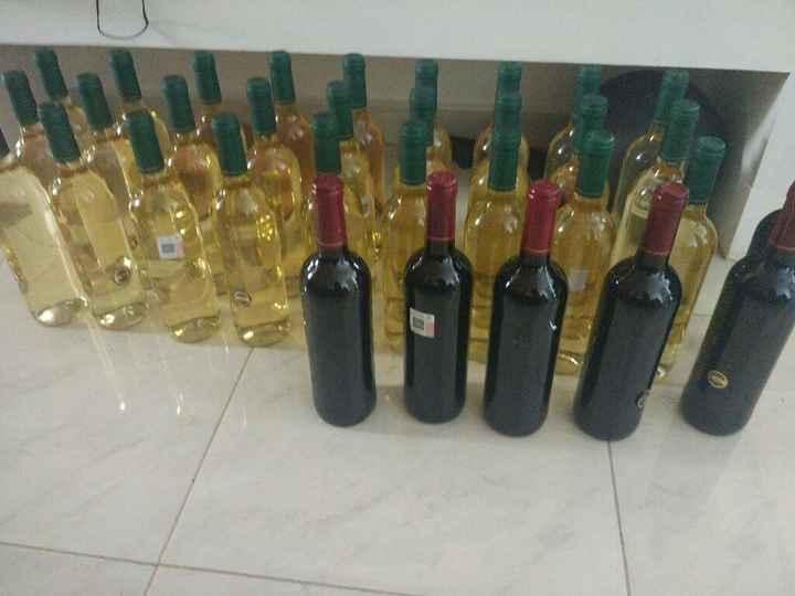 Botellas de vino personalizadas - 1