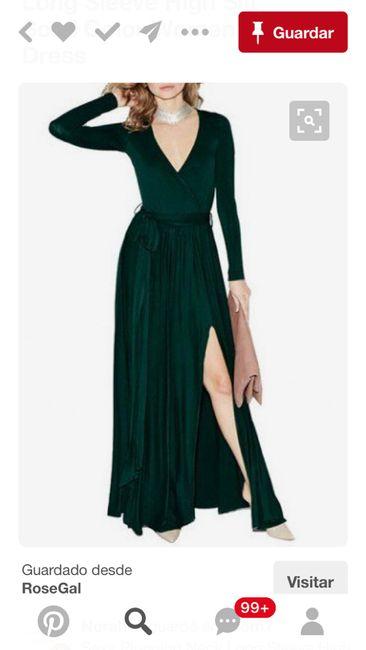 eba942921 Ayuda!!! vestido damas! - Foro Moda Nupcial - bodas.com.mx