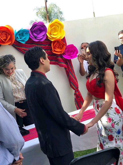 Mi boda Civil 2