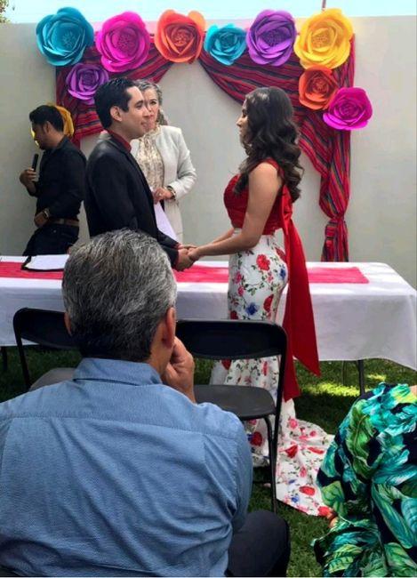 Mi boda Civil 3