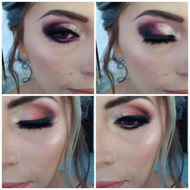 Make up & peinado - 1