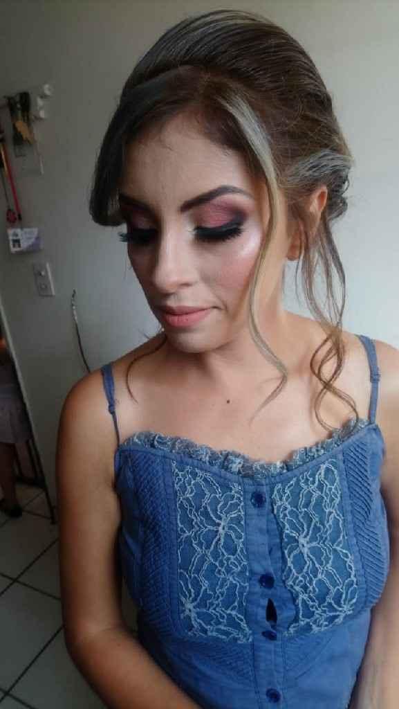 Make up & peinado - 3