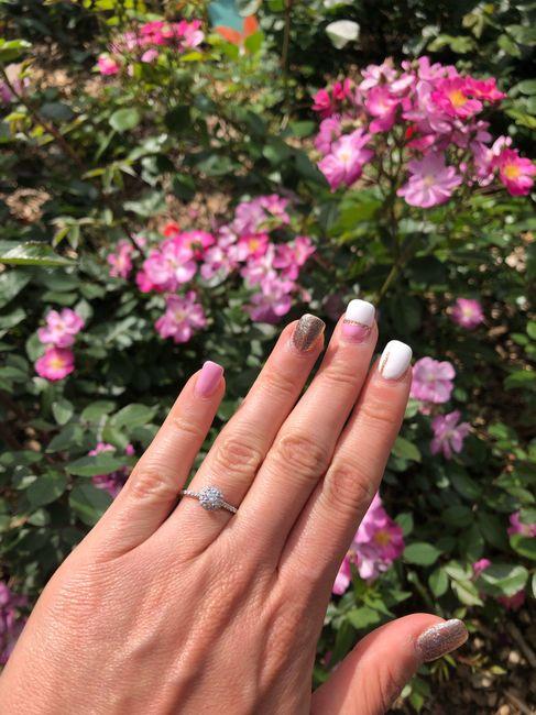 Muestren sus anillos chicas!! 1
