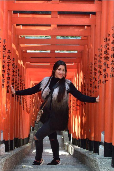 Japanese honeymoon 🌙 1