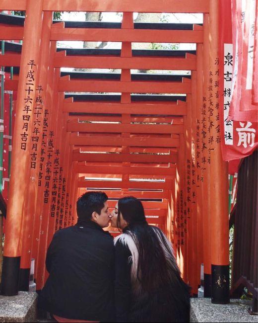 Japanese honeymoon 🌙 2