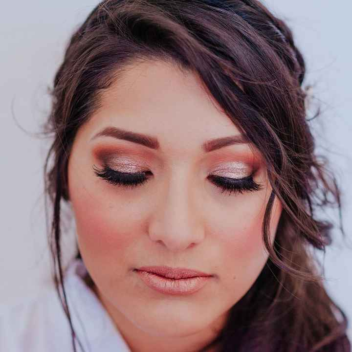 Entrenando make up - 2