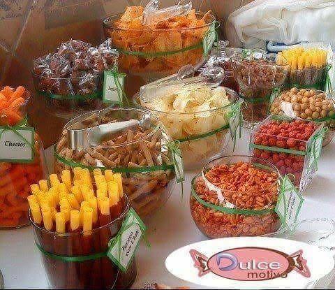 Mi propia mesa de dulces. 🍭🍬 6