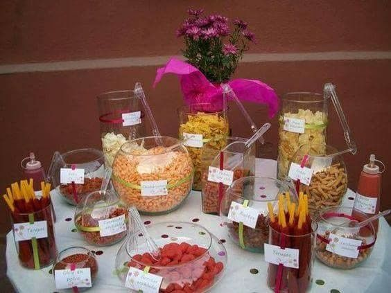 Mi propia mesa de dulces. 🍭🍬 7