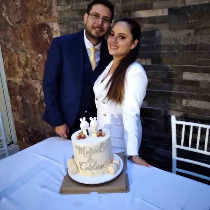 Nuestra boda civil!!! - 1
