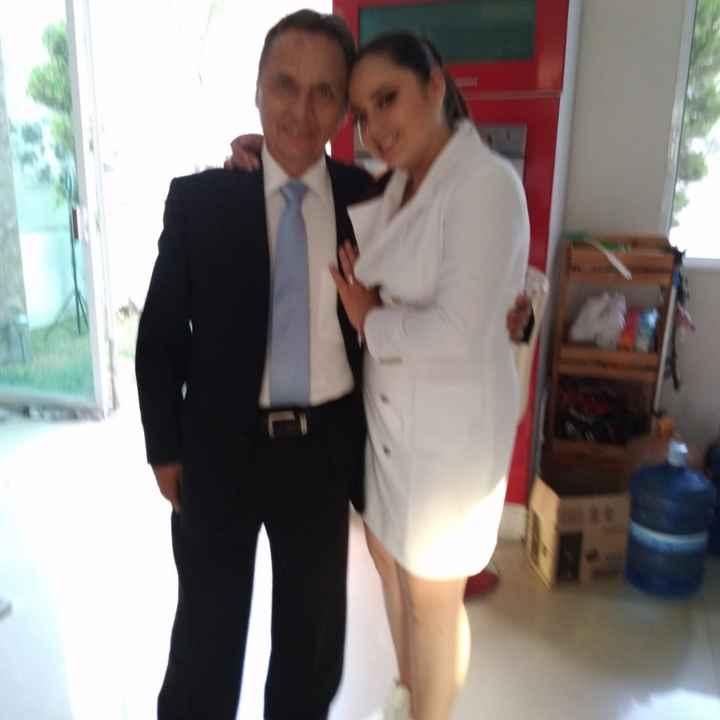 Nuestra boda civil!!! - 2