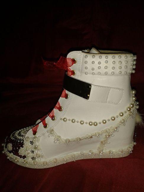 Llegaron mis zapatos!! 2