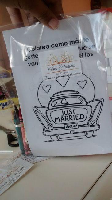 Mis bolsitas de regalo para ni os foro manualidades para bodas - Regalos de boda para ninos ...