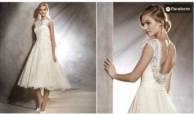 64c8320af0 Los 3 mejores vestidos de novia para una boda playera - Foro Moda ...