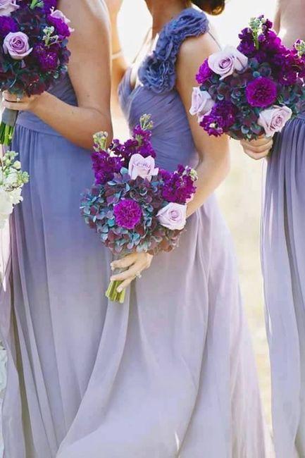 699937c6dd Vestidos damas colores!! - Foro Moda Nupcial - bodas.com.mx