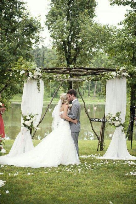 Arcos para jard n foro organizar una boda - Organizar una boda ...
