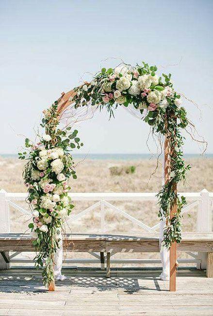 Arcos para jard n foro organizar una boda for Arcos para jardin