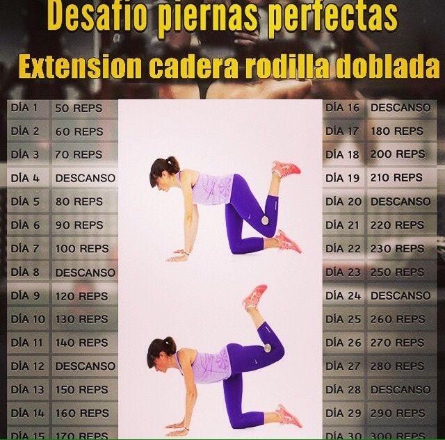 retos ejercicios 30 dias abdominales
