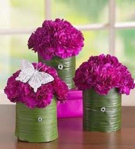 variedad de flores para decorar