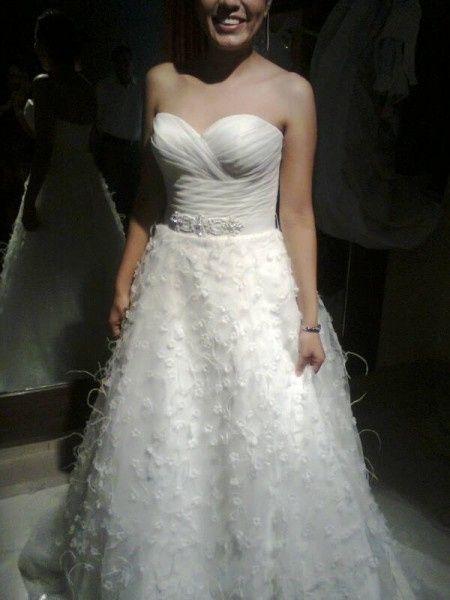 debajo del vestido de novia - foro moda nupcial - bodas.mx