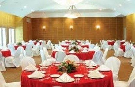 decoración para boda en blanco y rojo - foro organizar una boda