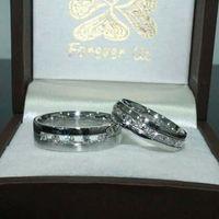 mis anillos asi los quiero