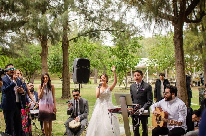 Comparte la foto favorita de tu boda 5