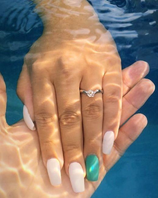 Muestren sus anillos chicas!! 17