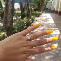 Mi anillo en mi día cotidiano - 1