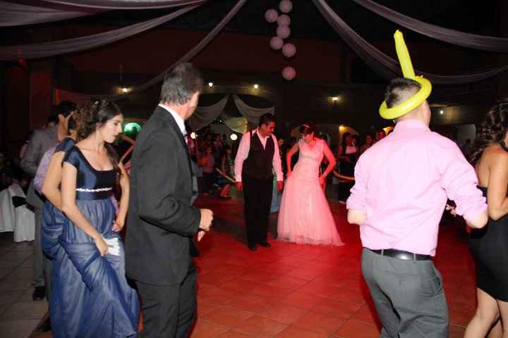 bailando ouuuu