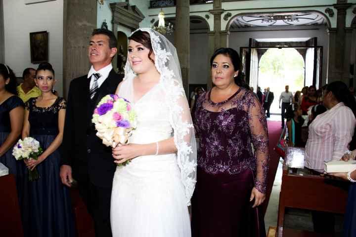 Entregando ala novia